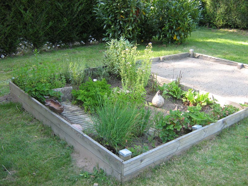 Le jardin aromatique