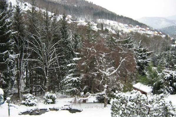 Le gite en hiver