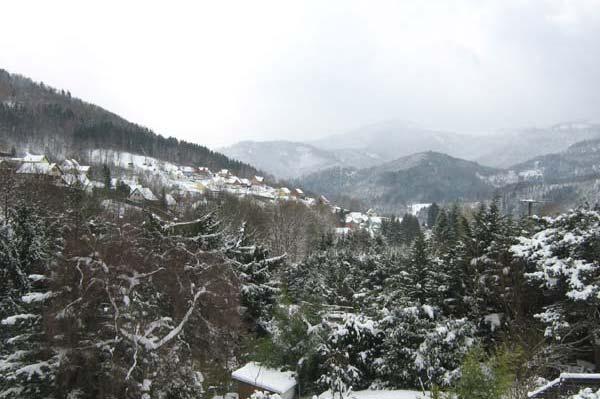 location vacances Alsace-Vosges en hiver