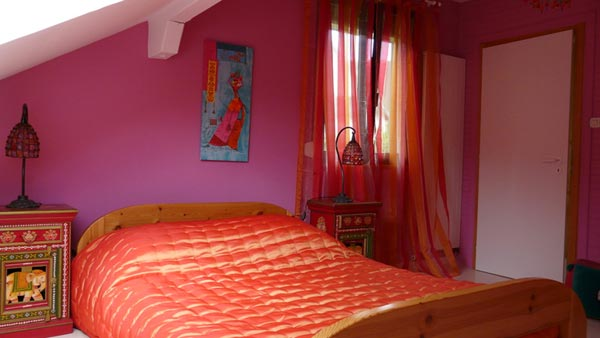 La chambre Bombay