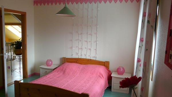 La chambre fleur